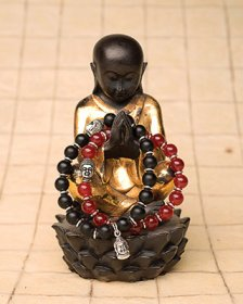 A-BUDDHA POWER BRACELETS ASSORTED DOZEN